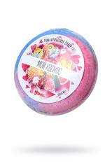 Бомбочка для ванны Yovee by Toyfa Романтическое свидание «Мой космос», с ароматом экзотических фруктов, 70 г