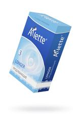 Презервативы ''Arlette'' №6, Longer Продлевающие 6 шт.