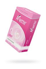 Презервативы ''Arlette'' №6, Light Ультратонкие 6 шт.