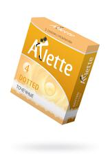 Презервативы ''Arlette'' №3, Dotted Точечные 3 шт.