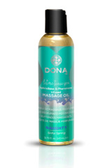 "Массажное масло с феромонами и афродизиаками ""Шалость"" DONA Scented Massage Oil Naughty Aroma: Sinfu"