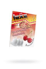 Презервативы Luxe КОНВЕРТ, Красноголовый мексиканец, вишня, 18 см., 3 шт. в упаковке