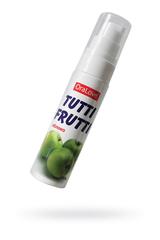 Съедобная гель-смазка TUTTI-FRUTTI для орального секса со вкусом яблока 30г