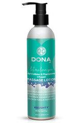 Увлажняющий лосьон для массажа DONA Massage Lotion Naughty Aroma: Sinful Spring 235 мл