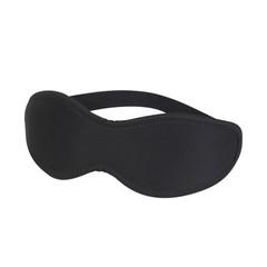 Неопреновая черная маска на глаза