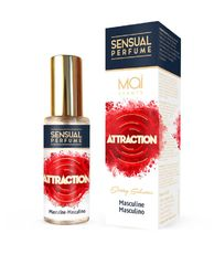 MASCULINE PERFUME WITH SENSUAL ATTRACTION (MAI PHERO ATTRACTION)  30 ML