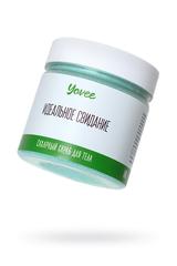 Скраб для тела Yovee by Toyfa «Освежающий», с ароматом зелёного чая и мяты