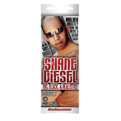 Фаллоимитатор реалистик на присоске Shane Diesel Dildo