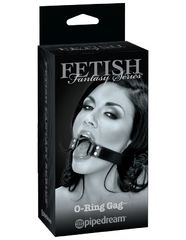 Расширитель-кольцо для рта Fetish Fantasy Limited Edition O-Ring Gag Black