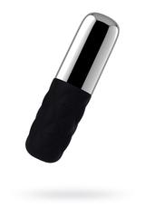 Вибромассажер Satisfyer Mini Sparkling Darling , Силикон, Чёрный, 11.4 см