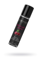 Лубрикант WICKED AQUA Cherry, со вкусом сладкой вишни, 30 мл