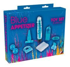 Набор стимуляторов голубой 8 штук You2Toys Blue Appetizer