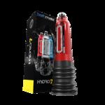Гидропомпа Bathmate HYDRO7, ABS пластик, красная, 30 см (аналог Hercules)