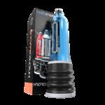 Гидропомпа Bathmate HYDROMAX9, ABS пластик, голубая, 32,5 см (аналог Hydromax X40)