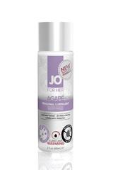 Возбуждающий легкий гипоаллергенный лубрикант JO AGAPE  WARMING, 2 oz (60 мл)