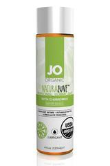 Натуральный лубрикант ORGANIC на водной основе с ромашкой JO NATURALOVE USDA ORIGINAL, 4 oz (120мл.)
