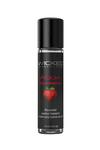 Лубрикант WICKED AQUA Strawberry, со вкусом сочной клубники, 30 мл