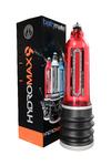 Гидропомпа Bathmate HYDROMAX9, ABS пластик, красный, 32,5 см (аналог Hydromax X40)
