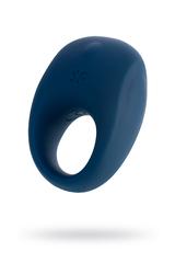 Эрекционное кольцо на пенис Satisfyer Strong, Силикон, Синий, 7 см