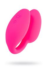 Многофункциональный стимулятор Love to Love, Wonderlove, Силикон, Розовый, 10 см.