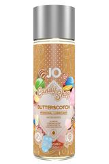 "Вкусовой лурикант на водной основе Candy Shop ""Ириски"" (Butterscotch) - 60 мл."