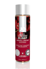 Ароматизированный лубрикант Вишня на водной основе JO Flavored Cherry Burst , 4 oz (120мл.)