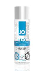 Классический охлаждающий лубрикант на водной основе JO H2O COOL, 2 oz (60мл.)