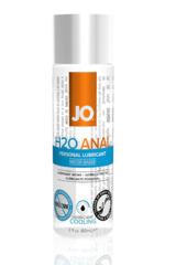 Анальный охлаждающий любрикант на водной основе JO Anal H2O COOL, 2 oz (60мл.)