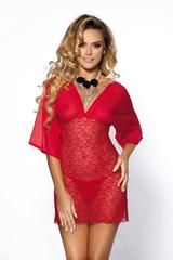 Ночная сорочка Anais Lorna, красная, S
