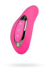 Вибромассажер Nalone Curve, Силикон, Розовый, 11,5 см