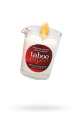 Массажное аромамасло с афродизиаками для мужчин RUF Taboo - Jeux interdits, запрещенные игры, 60 г