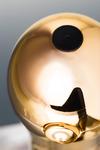 Вибратор с клиторальным стимулятором WANAME D-SPLASH  Mirage, ABS пластик, Золотистый, 9 см