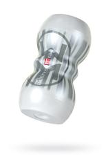 Мастурбатор нереалистичный, Smart, MensMax, TPE, белый, 14,5 см
