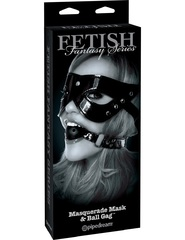 Набор Masquerade Mask &amp Ball Gag