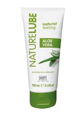 NaturLube Aloe Vera лубрикант на водной основе с Алоэ Вера 100 мл.