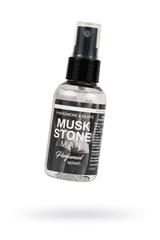 Парфюмированная вода для нижнего белья Natural Instinct, с  феромонами и ионами серебра Musk stone, мужская, 50 мл
