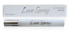 Духи женские ''LOVESPRAY'' №3 с феромонами, аромат BE DELICIOUS, 15 мл