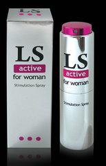LOVESPRAY ACTIVE спрей для женщин (стимулятор) 18мл.