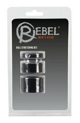 Набор для утяжки мошонки Rebel Ball Stretching Kit