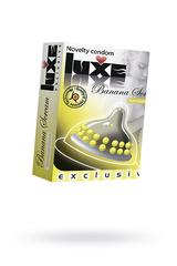 Презервативы Luxe Exclusive Кричащий банан №1, 1 шт