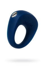 Эрекционное кольцо на пенис Satisfyer Rings, силикон, синий 5,5 см.