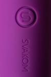 Вибратор для стимуляции точки G Svakom Cici, 5 режимов вибрации, фиолетовый