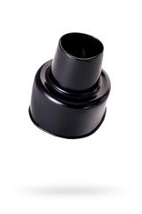 Сменная насадка TOYFA A-toys для вакуумной помпы, PVC, Чёрный, Ø 5,6см