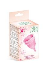 Менструальная чаша S розовая Coupe menstruelle rose taille S