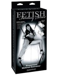 Фиксация Fetish Fantasy Series Limited Edition Wraparound Mattress Restraints - Black