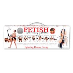 Spinning Fantasy Swing Секс качели подвешивающиеся к потолку