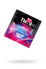 Увлажняющий интимный гель Ты и Я  ''LoveLove'' 4 г по 20 шт в упаковке